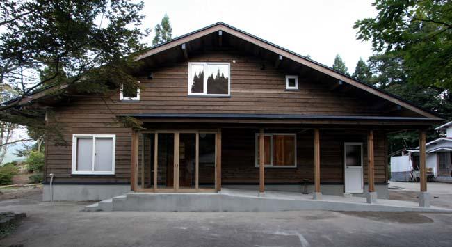 阿仁前田の家 完成_f0150893_2275430.jpg