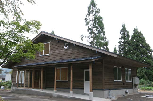 阿仁前田の家 完成_f0150893_2282954.jpg