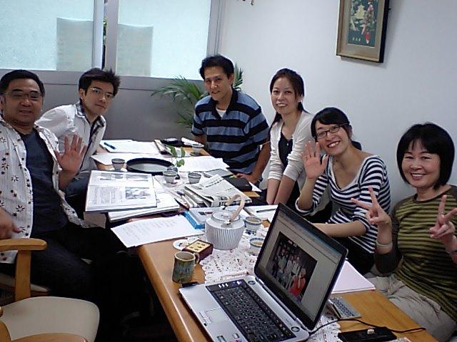 第58回漢語角開催 上海留学中の高倉さんの報告を紹介_d0027795_10371672.jpg