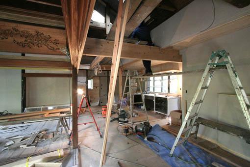 断熱・耐震改修の本荘の家:_e0054299_1145443.jpg