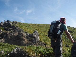 初秋の岩手山登山_f0105112_1532037.jpg