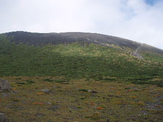 初秋の岩手山登山_f0105112_15391731.jpg