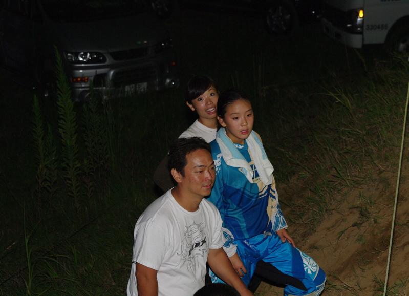 2008緑山ジャパンオープンナイトレース最終回:コース外の風景_b0065730_10323545.jpg