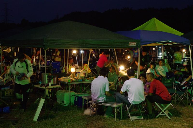 2008緑山ジャパンオープンナイトレース最終回:コース外の風景_b0065730_10352479.jpg