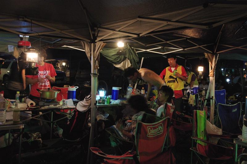 2008緑山ジャパンオープンナイトレース最終回:コース外の風景_b0065730_10361112.jpg