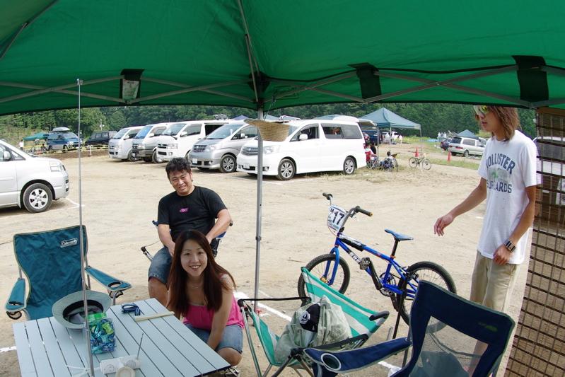 2008緑山ジャパンオープンナイトレース最終回:コース外の風景_b0065730_1053354.jpg