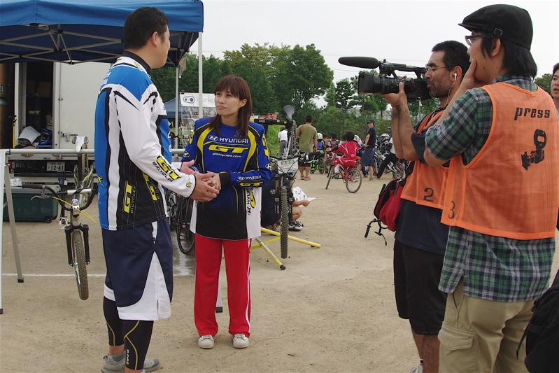 2008緑山ジャパンオープンナイトレース最終回:コース外の風景_b0065730_1085718.jpg