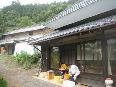 ムーさん in Japan Numakuma ②_f0148649_22452841.jpg