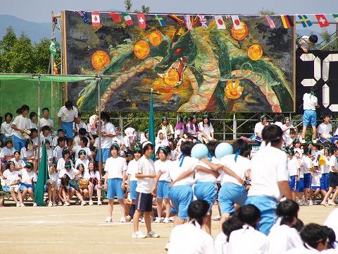 体育祭_e0119661_1431374.jpg