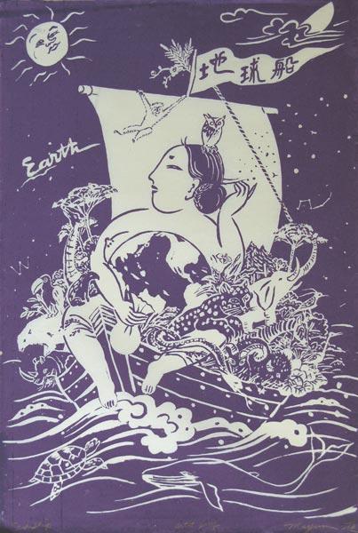 小田まゆみ「女神たち」ー2_c0173978_15272680.jpg