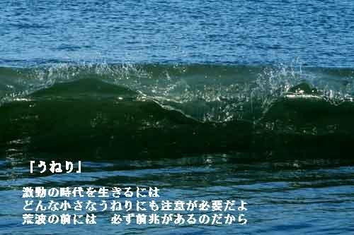 うねり_b0044724_074948.jpg