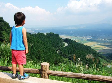 熊本のやんちゃ怪獣 ~ 九州旅行その1 ~_f0038727_0542040.jpg