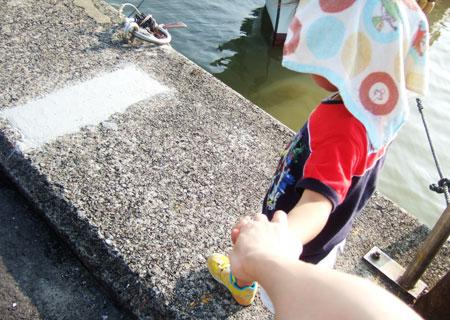 熊本のやんちゃ怪獣 ~ 九州旅行その1 ~_f0038727_273410.jpg