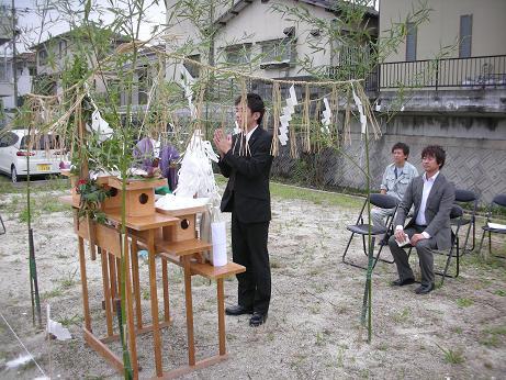 地鎮祭のながれ_c0079640_1941570.jpg