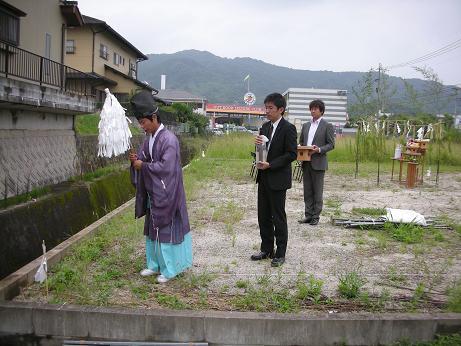 地鎮祭のながれ_c0079640_19461544.jpg