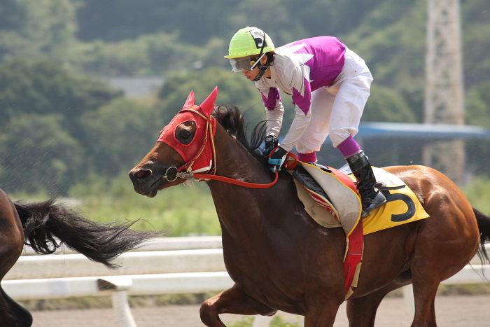 2008年9月14日(日) 高知競馬 4R_a0077663_18192612.jpg
