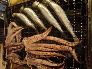恵比寿横丁 浜焼酒場 魚○_c0025217_1812159.jpg