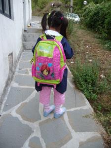 イタリア風入学準備_f0106597_1682953.jpg