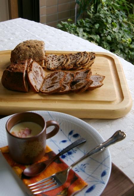 Zopfのパンでお昼_d0145934_19295881.jpg