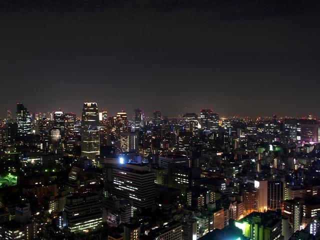 Night view of Hamamatsu-cho 1_f0018464_649208.jpg