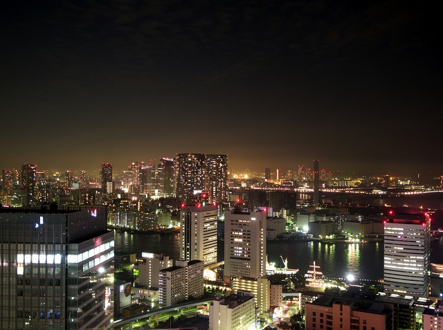 Night view of Hamamatsu-cho 1_f0018464_6493134.jpg