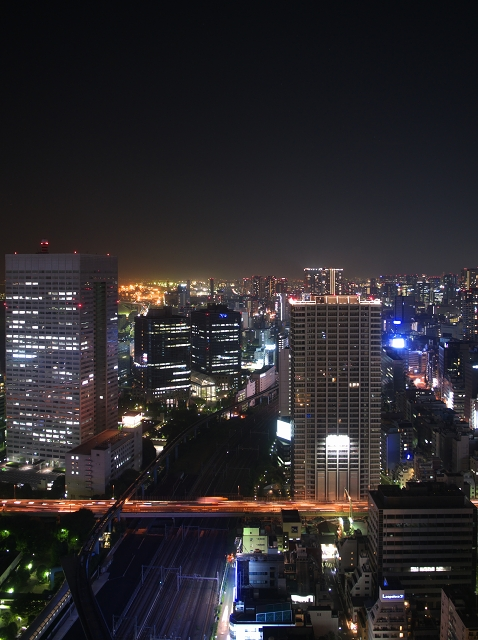 Night view of Hamamatsu-cho 1_f0018464_6494688.jpg