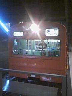鉄道博物館の101系_e0013178_1184837.jpg