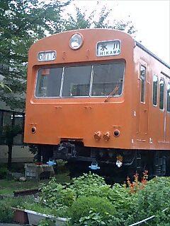 鉄道博物館の101系_e0013178_118484.jpg