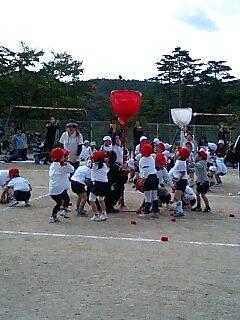 かわうち保育園運動会_d0027486_23303650.jpg