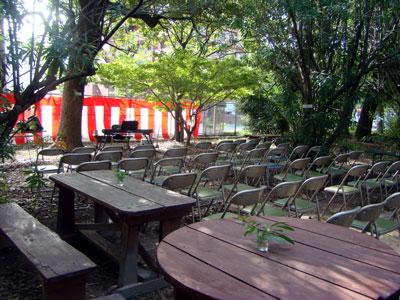 カンオンの森コンサート_a0047200_833317.jpg