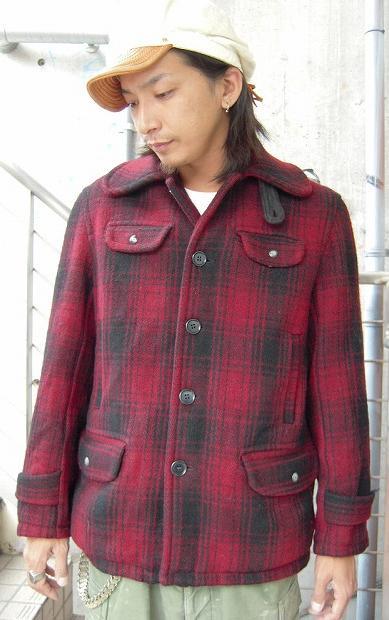 ウールハンティングジャケット。_d0121303_12202449.jpg