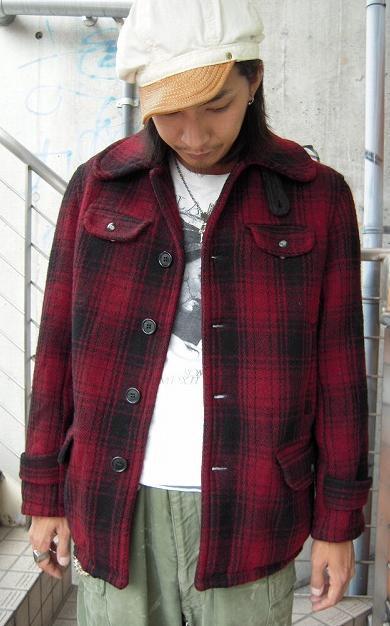 ウールハンティングジャケット。_d0121303_12203891.jpg