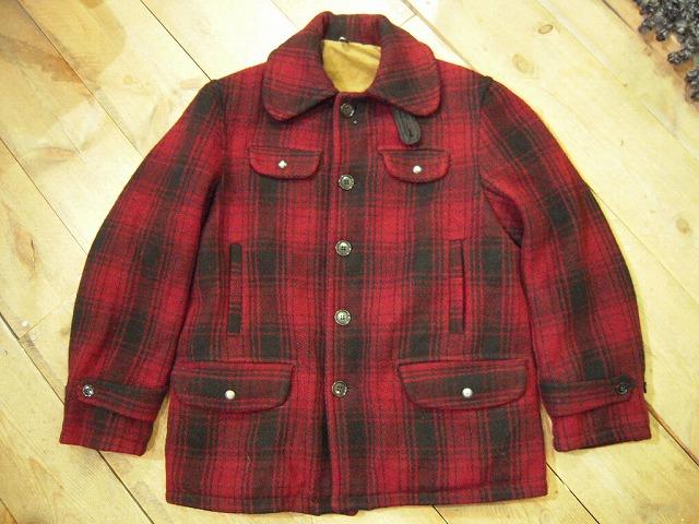 ウールハンティングジャケット。_d0121303_1232237.jpg