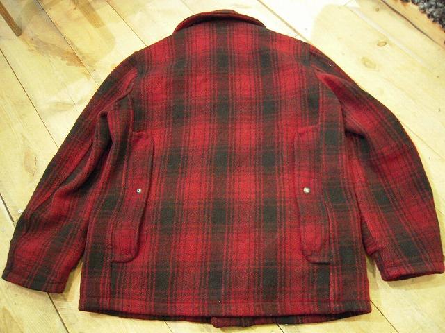 ウールハンティングジャケット。_d0121303_1234027.jpg