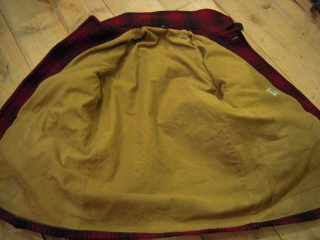 ウールハンティングジャケット。_d0121303_126957.jpg