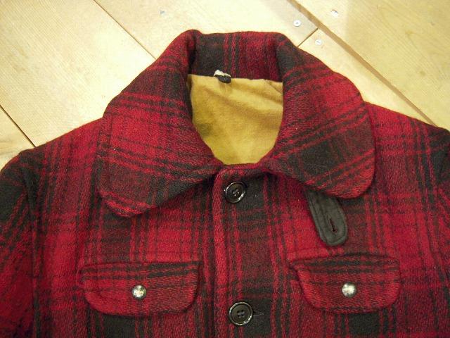 ウールハンティングジャケット。_d0121303_1281972.jpg