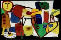 フランシス・リーマン・ロブ・アート・センター所蔵品展 @府中美術館_b0044404_17224851.jpg