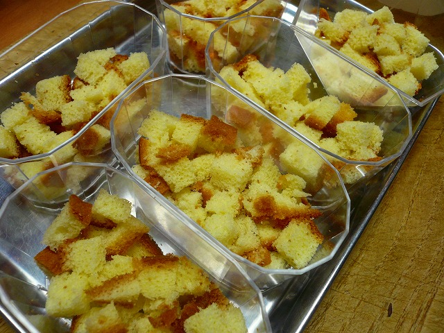 9月26日(金) 洋菓子研究_d0138307_19435459.jpg