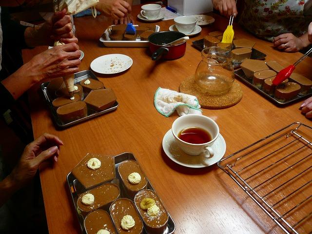 9月26日(金) 洋菓子研究_d0138307_20103543.jpg