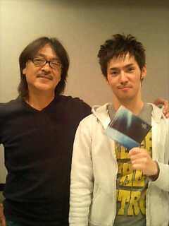 TOKYO FMサテライトスタジオ生出演&J-WAVE収録。_f0056929_23405860.jpg