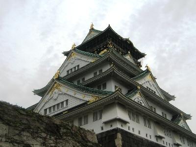 甲子園観戦旅行2008秋その11~急遽、大阪城へ_c0060651_1204961.jpg