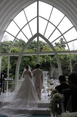 コンサート♪な結婚式_c0118352_1362311.jpg