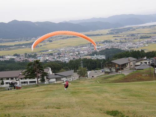 曇り空の試乗機_b0105416_1734060.jpg