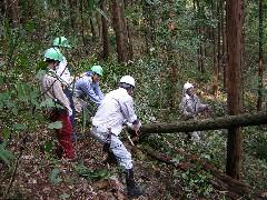 中川レポート(TOTOどんぐりの森で、9月定例会(平成20年) _e0138321_1133347.jpg