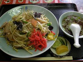 近所の吉田屋で念願の500円肉団子_c0030645_22363.jpg