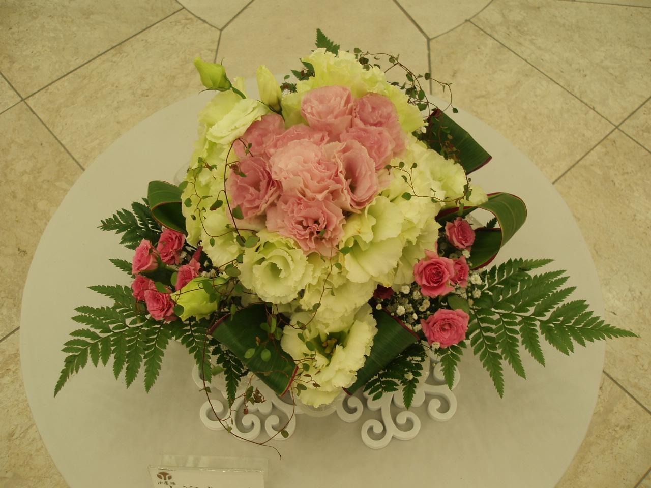 花展へ行きました♪_b0137453_22242617.jpg