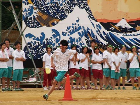 お兄ちゃんの体育祭_e0119661_21323042.jpg
