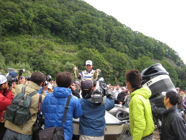 JB TOP50 第4戦 エバーグリーンCUP最終日_a0097491_175610.jpg