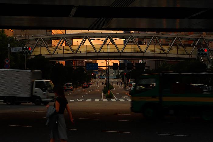 夕刻の街  -Working Woman-_e0139093_21123892.jpg