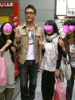 大阪へようこそ〜_f0017897_9112648.jpg